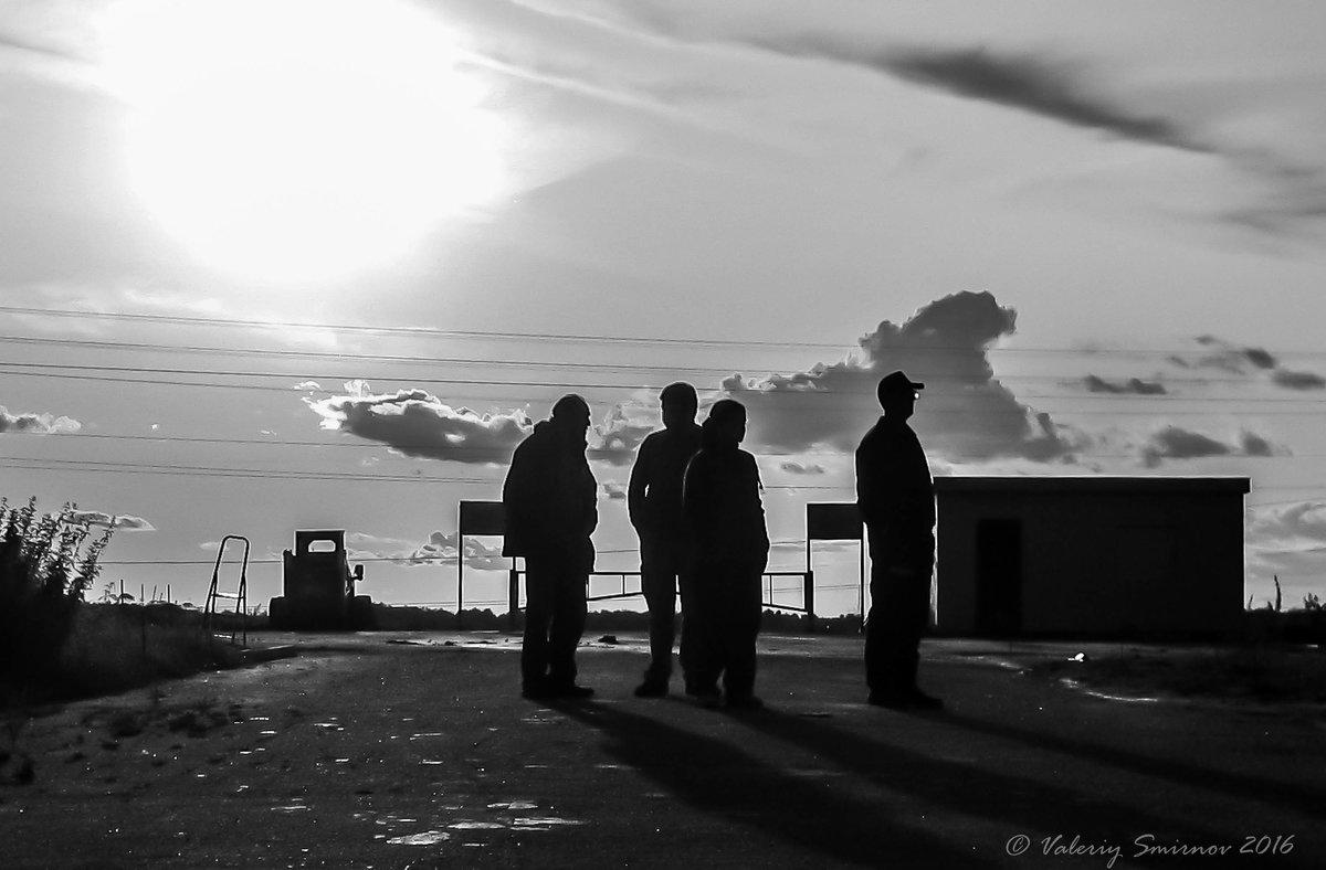 Ожидание - Валерий Смирнов