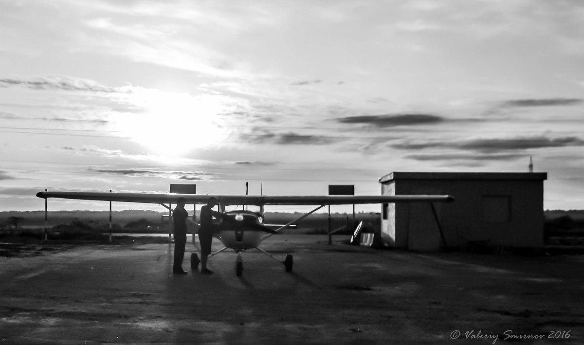 Вечерняя проверка - Валерий Смирнов