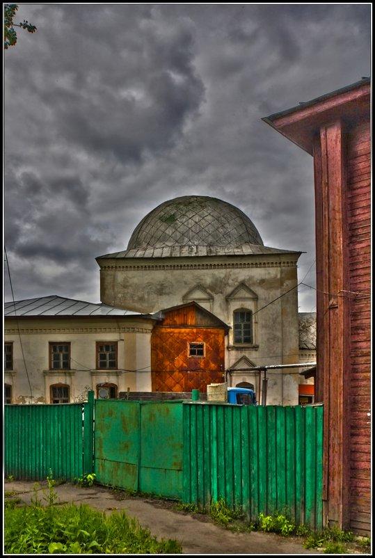храмы Галича, все по старому... - Дмитрий Анцыферов