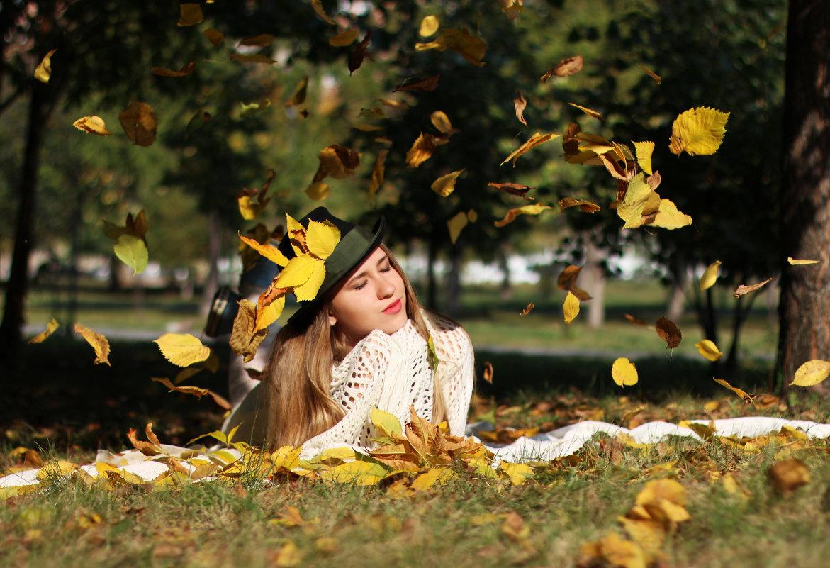 Осень-время мечтать. - Елена Прихожай