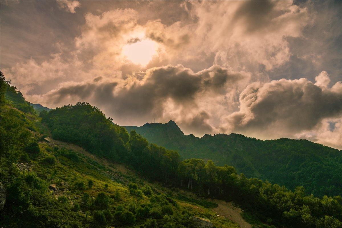 В горах Роза-Хутора - cfysx