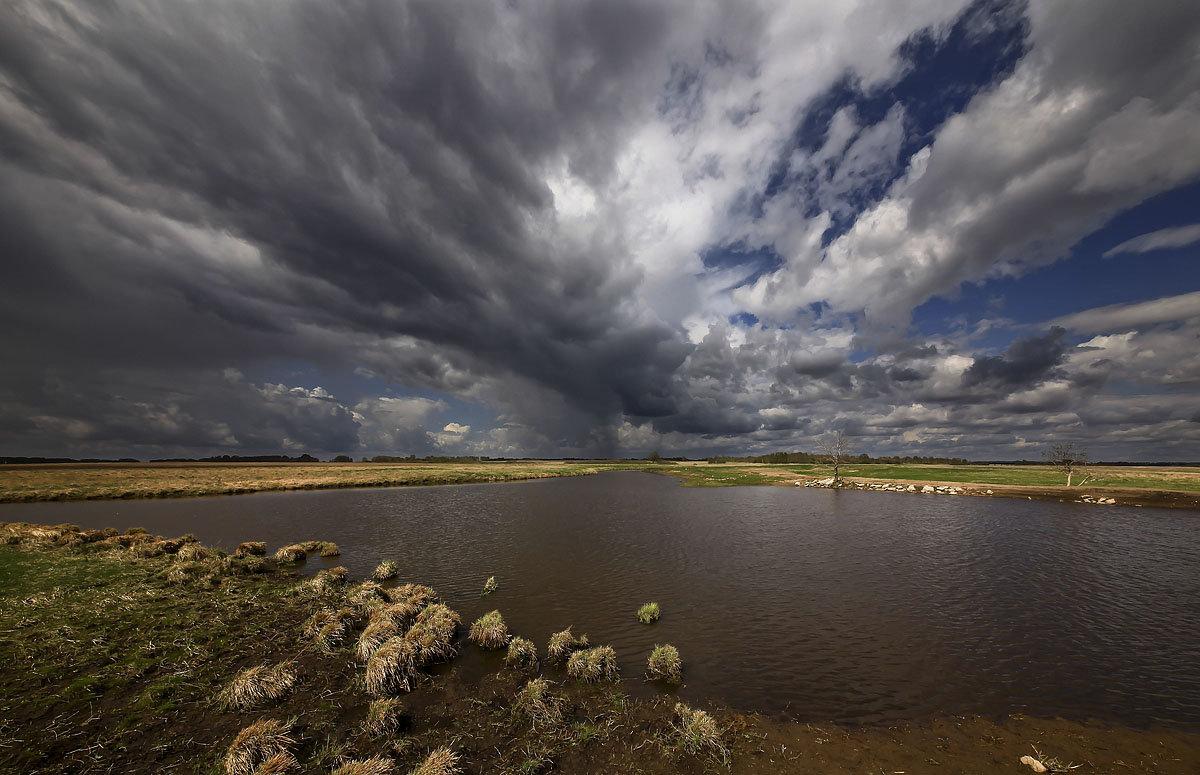 Перед дождём - Сергей Жуков
