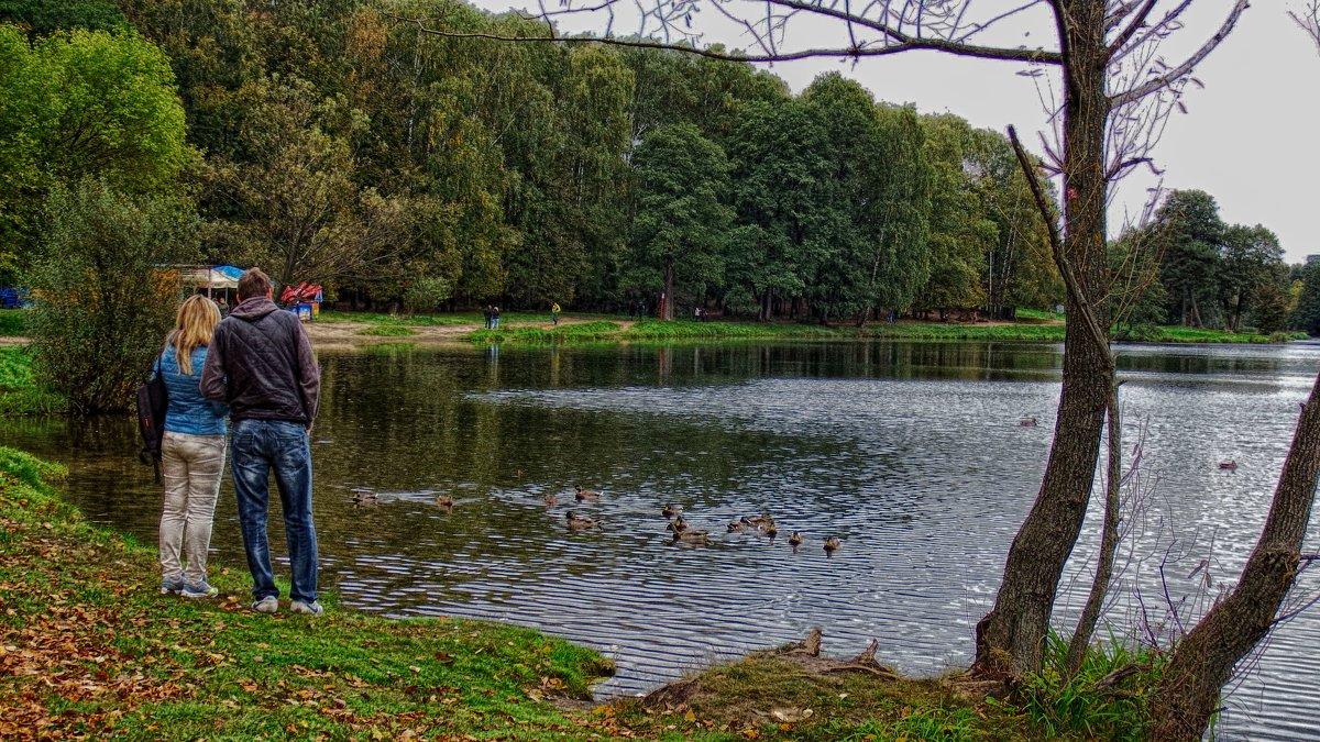 Осенний парк.(2) - Лара ***