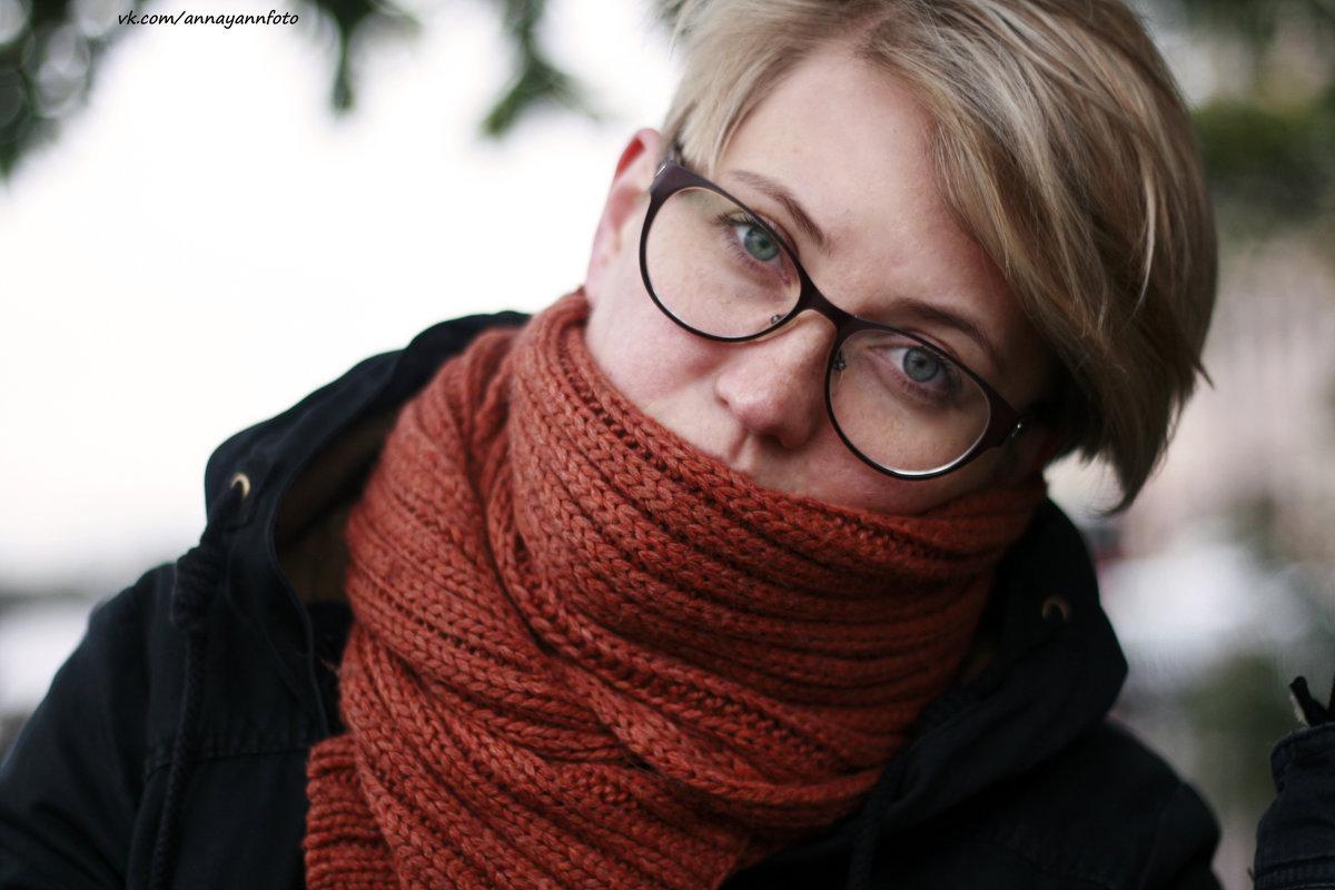 Петербурженка Ольга - Анна Янн