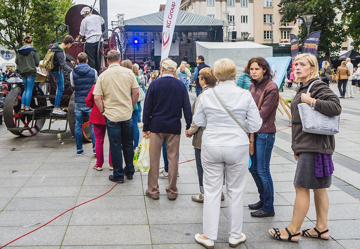 На ярмарке в Вильнюсе, Литва - Vsevolod Boicenka