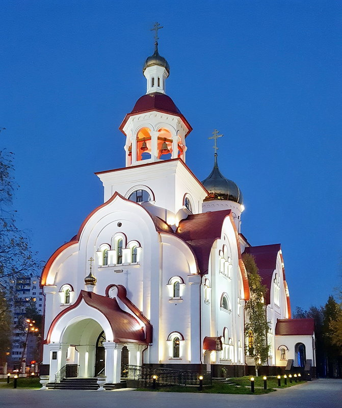 храм - Олег Петрушов