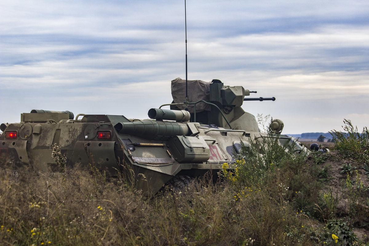 БТР-82А - Роман Скоморохов