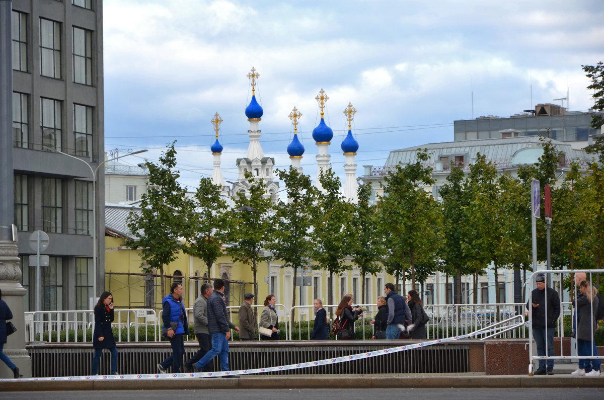 Виды Москвы. - Oleg4618 Шутченко