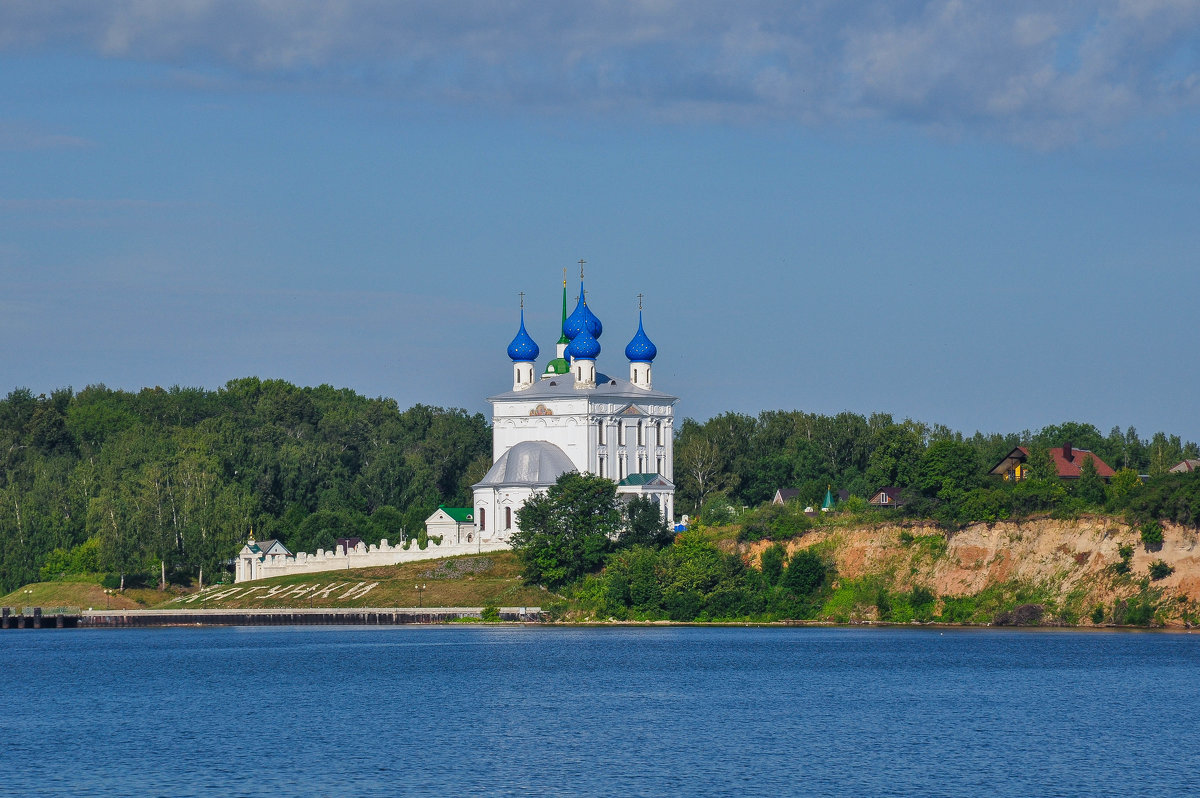 Церковь в селе Катунки - Сергей Тагиров