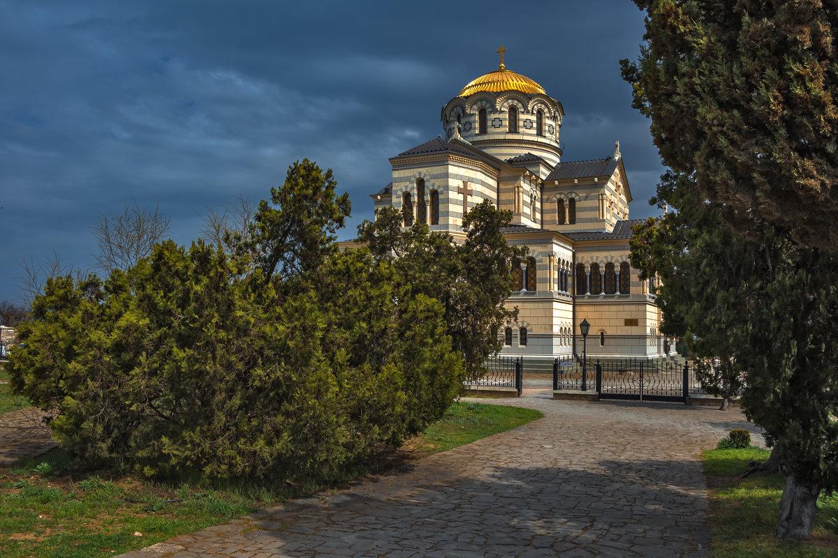 Владимирский собор. Севастополь. Херсонес - Alexsei Melnikov