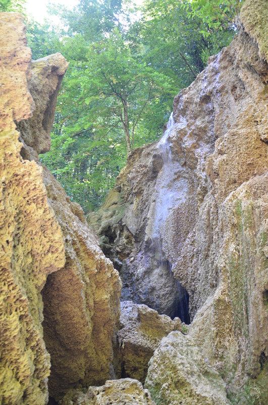 Водопад - Юлия Гичкина