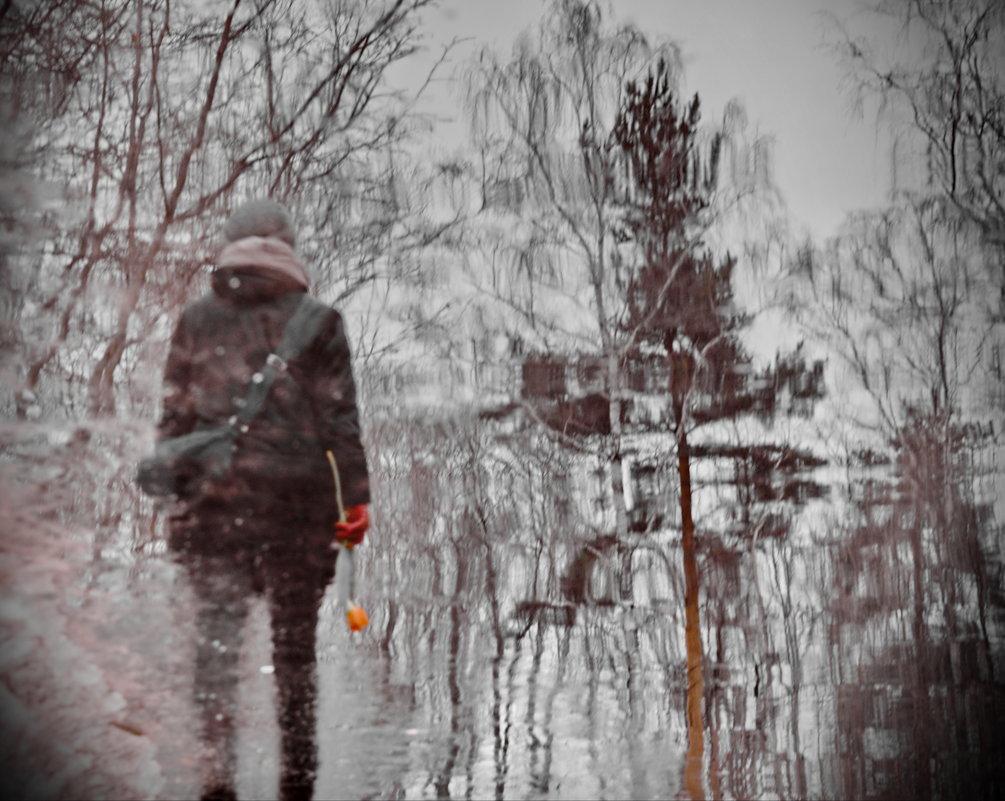 8 марта - отражение - Владимир Брагилевский