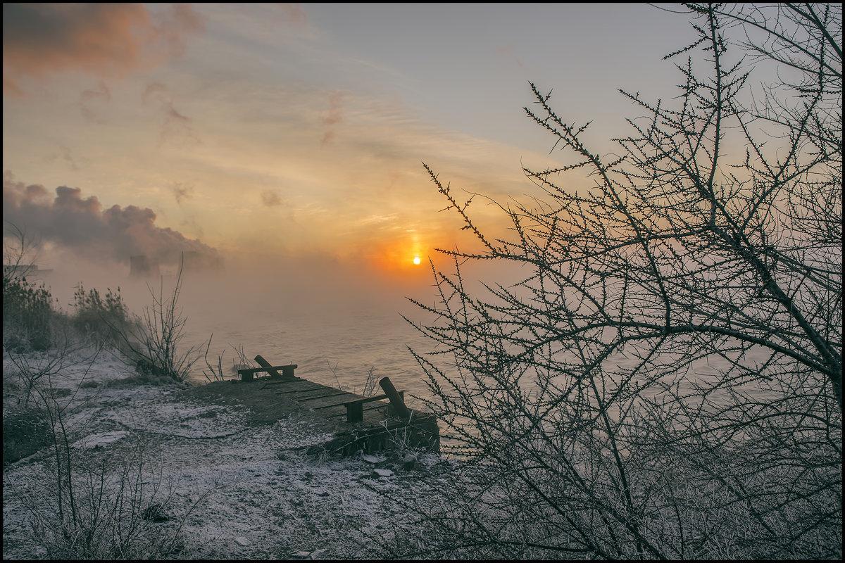 Зимний вечер 2015г - Юрий Клишин