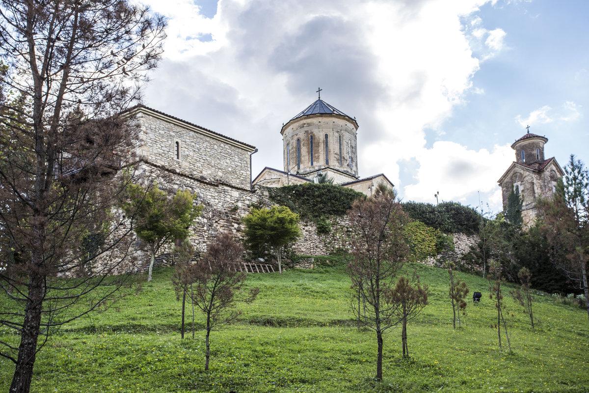 М артвили, монастырь VII века, Грузия, Кутаиси - Лариса Батурова