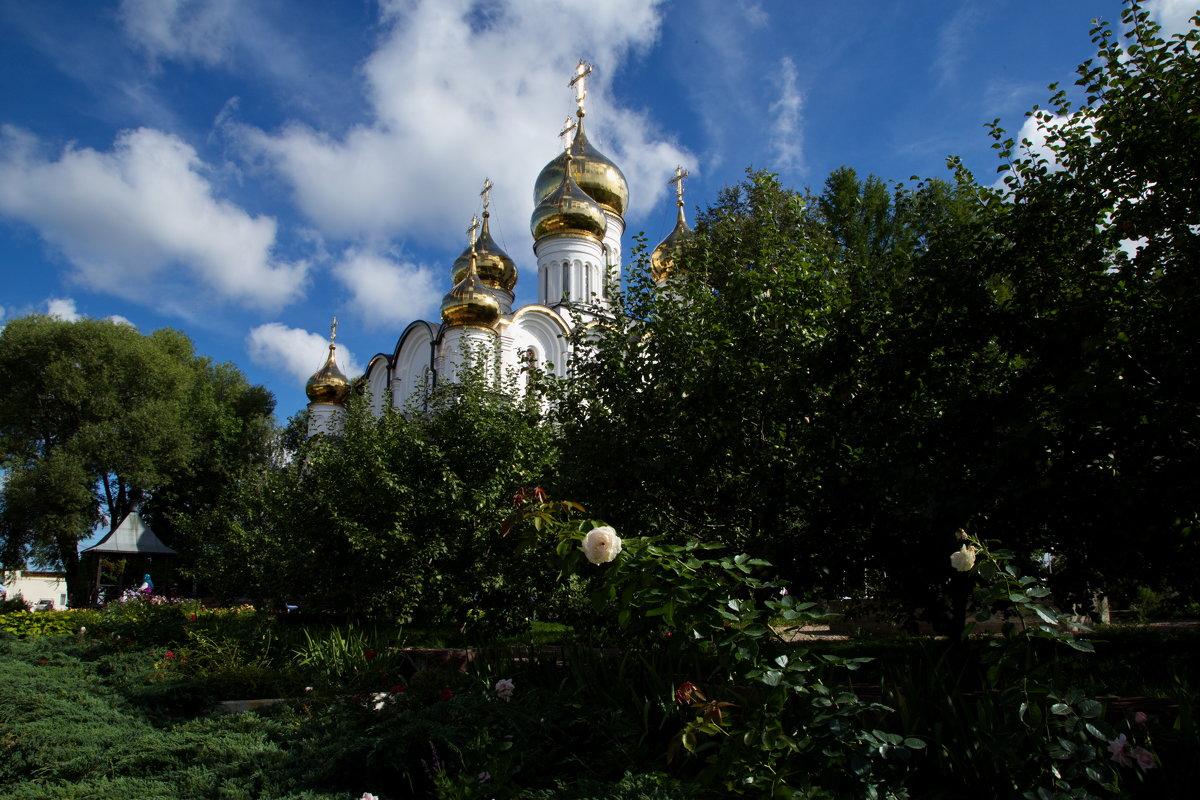 Никольский монастырь в Переславле Залесском - Александра