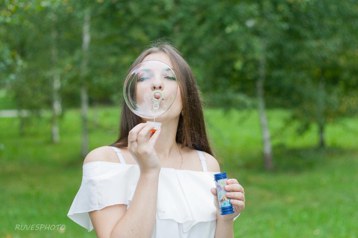 Мыльный пузырь 3 - Руслан Веселов