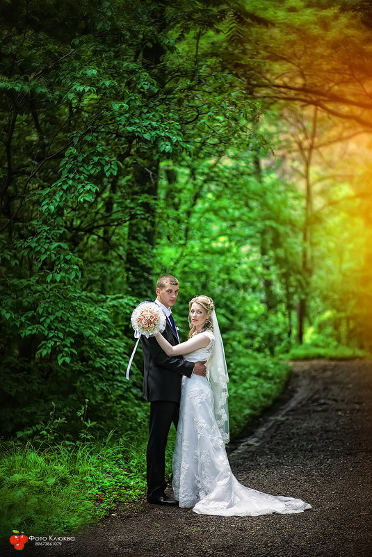 свадьба - Настасья Авдеюк