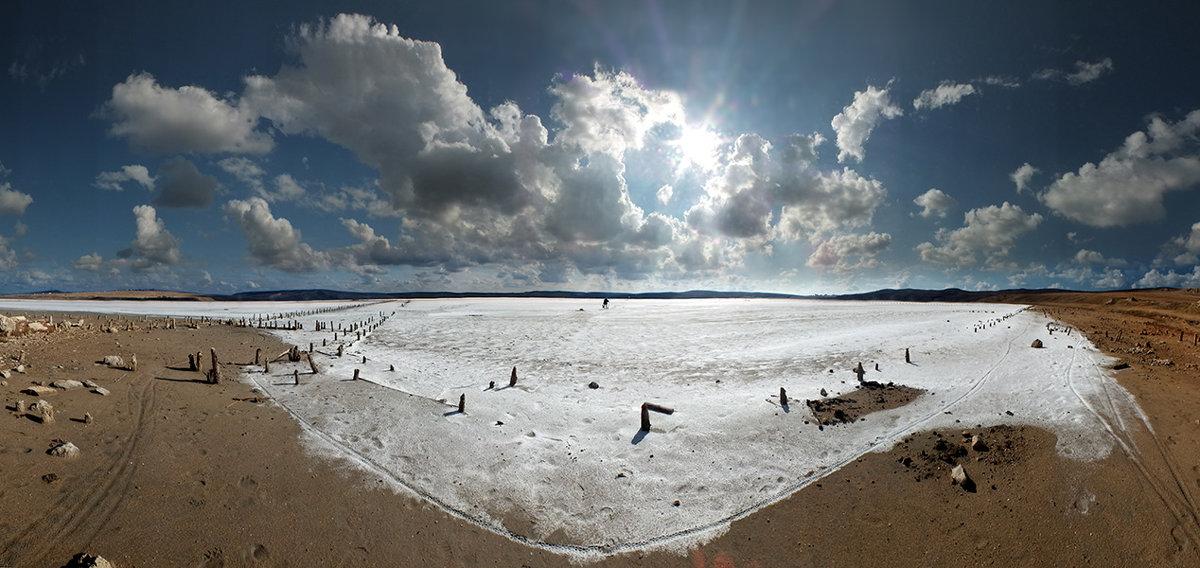 Озеро Чокрак - viton