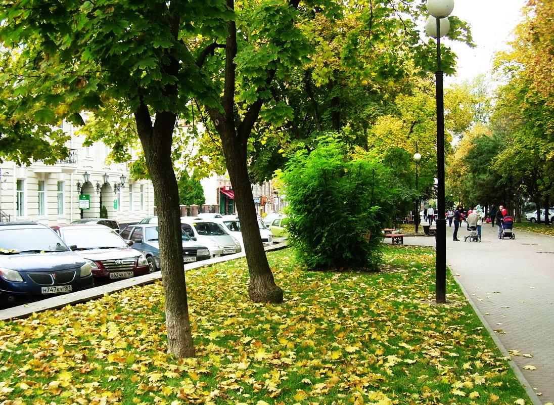 Осень в Ростове-на-Дону - татьяна