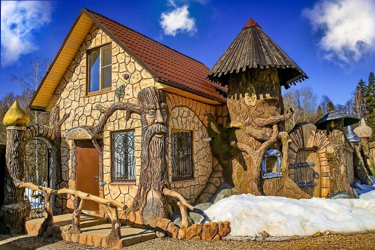 Сказочный дом - Глеб Баринов