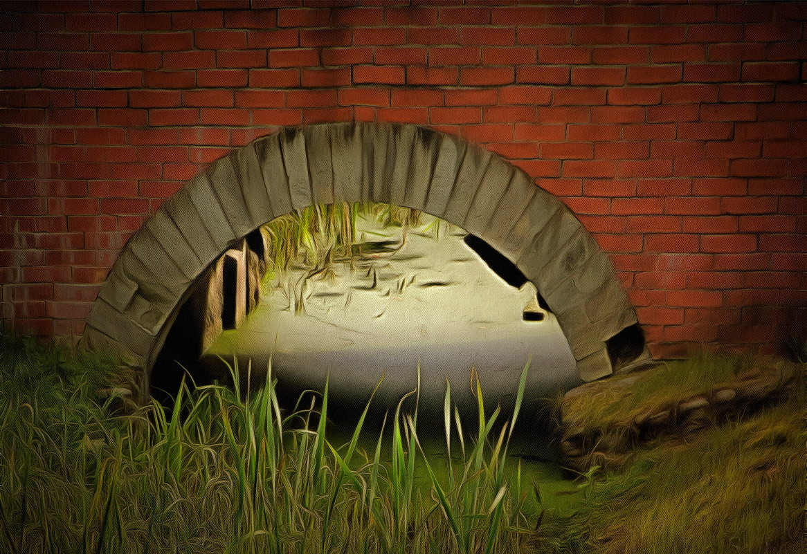 У старого моста... - Tatiana Markova