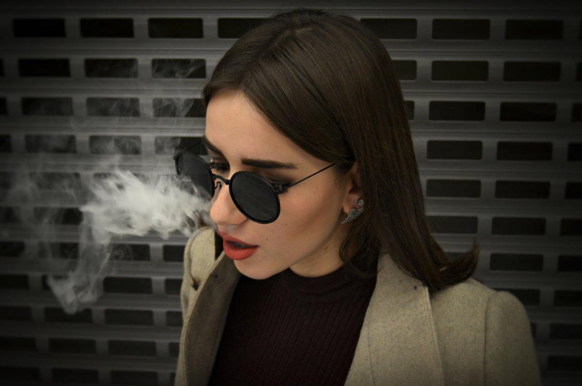 Smoke - Виктория Обрывченко