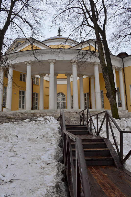 Дом-музей Дурасова в Люблино - Владимир Брагилевский
