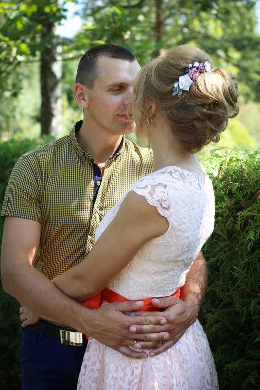 любовь она такая - Yana Odintsova