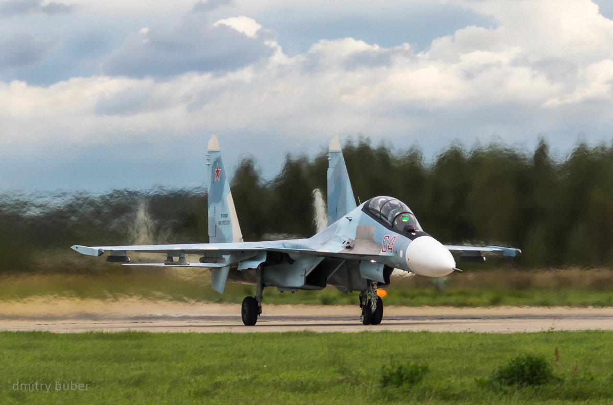 "Су-30 СМ ""Горячий воздух"" - Дмитрий Бубер"