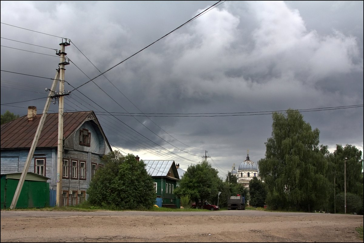 в Галиче - Дмитрий Анцыферов
