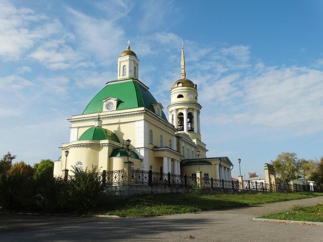 Свято-Троицкий собор - Александр Подгорный