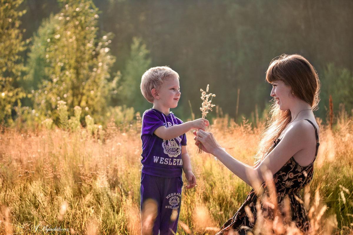 Для любимой мамы - Наталья Мячикова