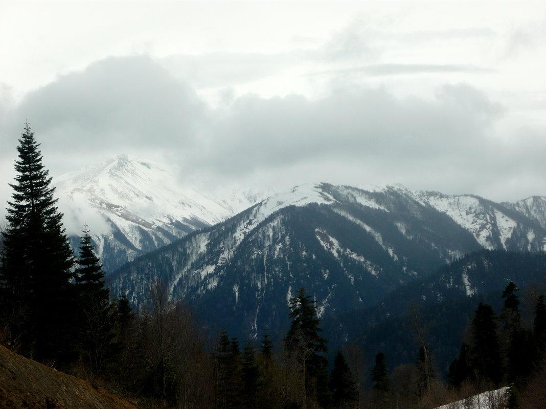 Горы, горы, горы... - Надежда