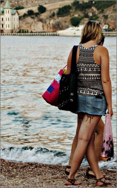 Балаклава. Мраморный пляж - Кай-8 (Ярослав) Забелин