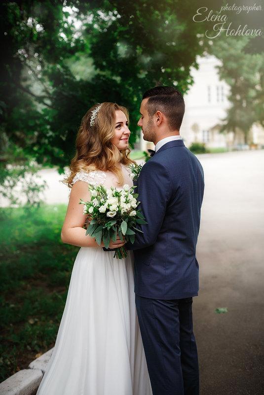 Анна и Андрей - Елена Хохлова