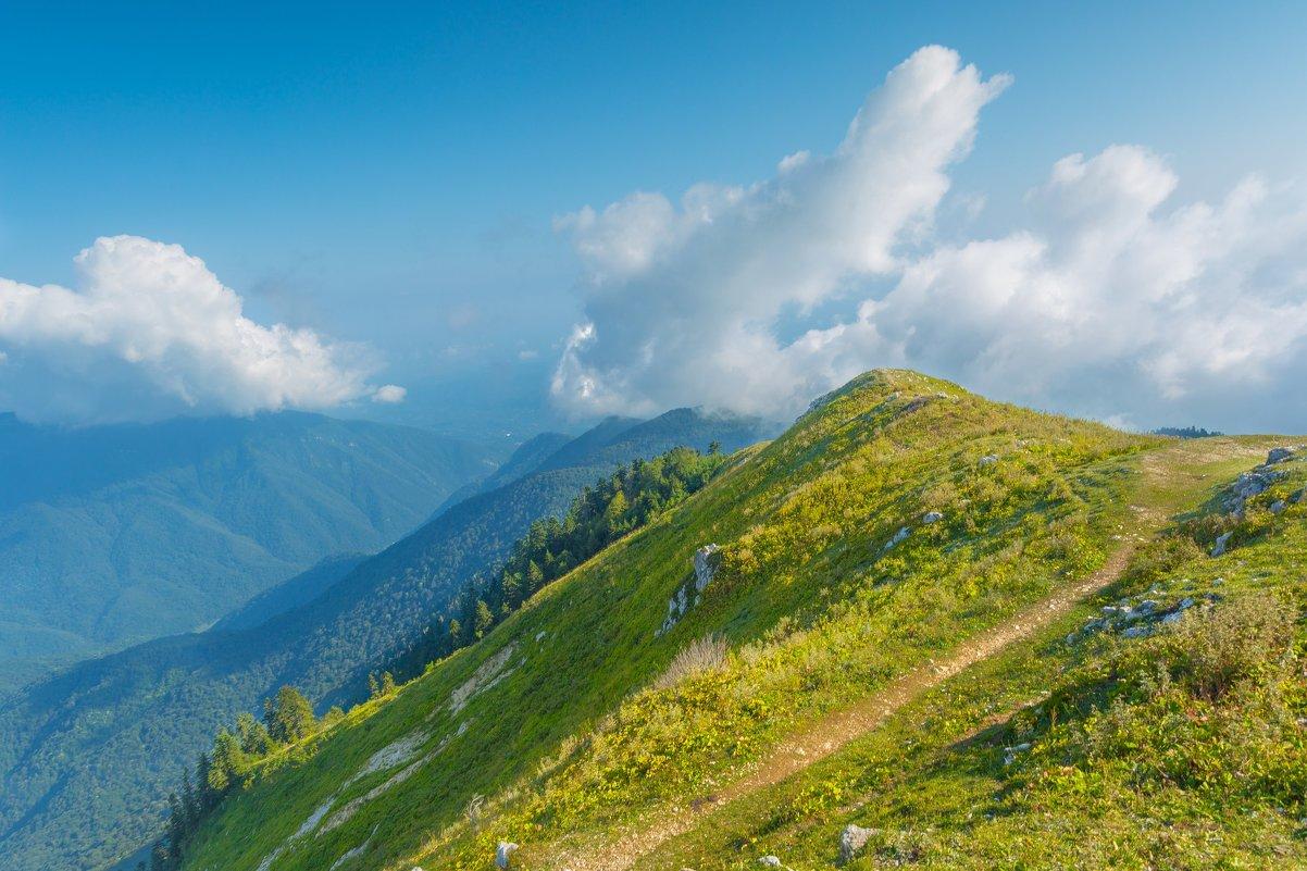 Гора Мамдзышха, Абхазия - Кирилл Малов