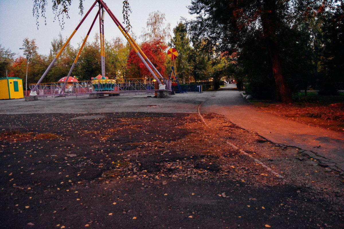 листья опали уже - Света Кондрашова