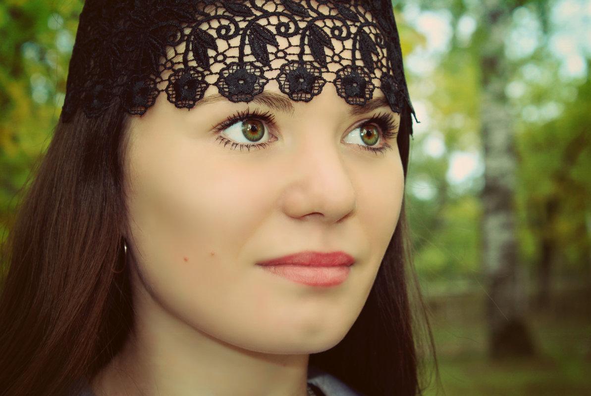 Кружевной взгляд - Регина Сихаева