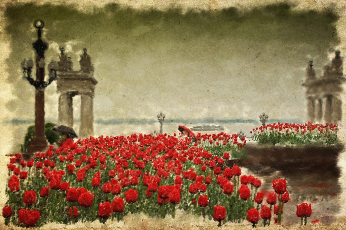 а просто майский дождь прошел... - Андрей Куницын