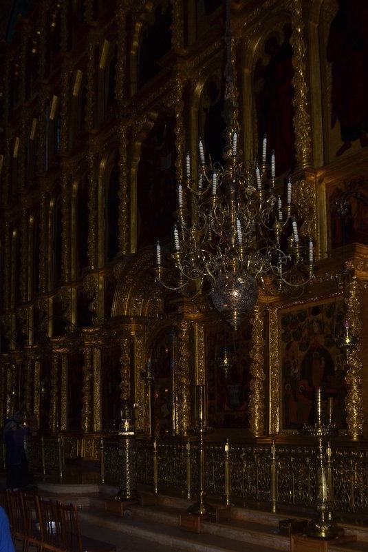внутри Успенского собора - Галина R...