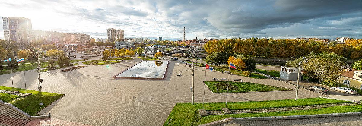 Осенний город - Finist_4 Ivanov