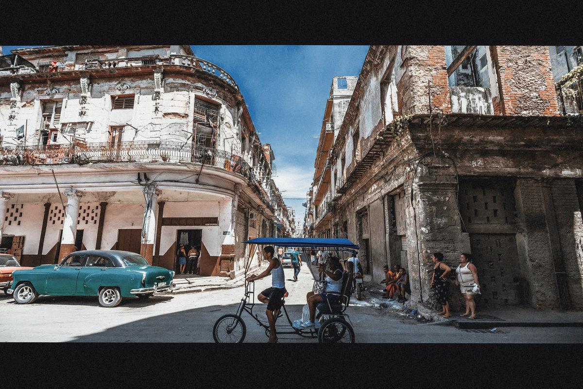 """""""Старая"""" Гавана...Куба! - Александр Вивчарик"""