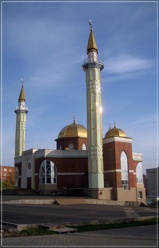 Центральная мечеть города Ижевска - muh5257