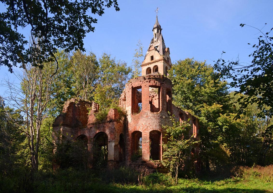 Руины купеческой усадьбы - Наталья Левина