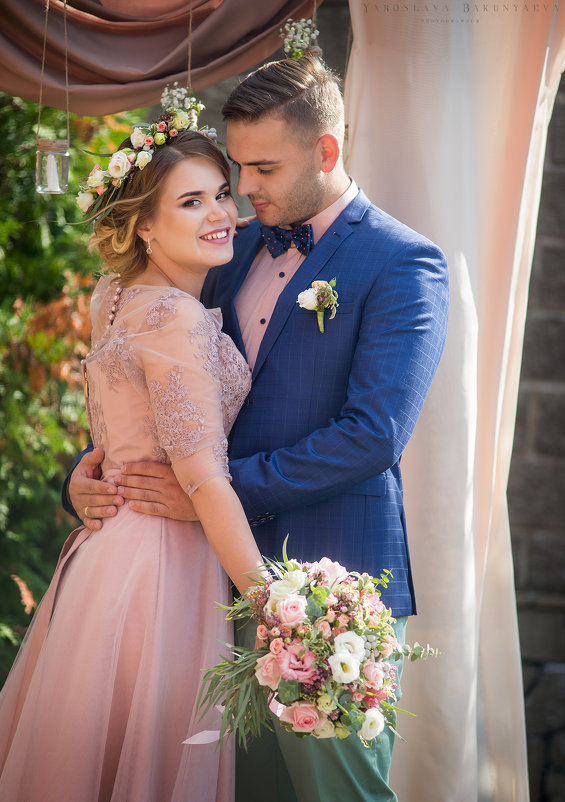 свадьба - Ярослава Бакуняева