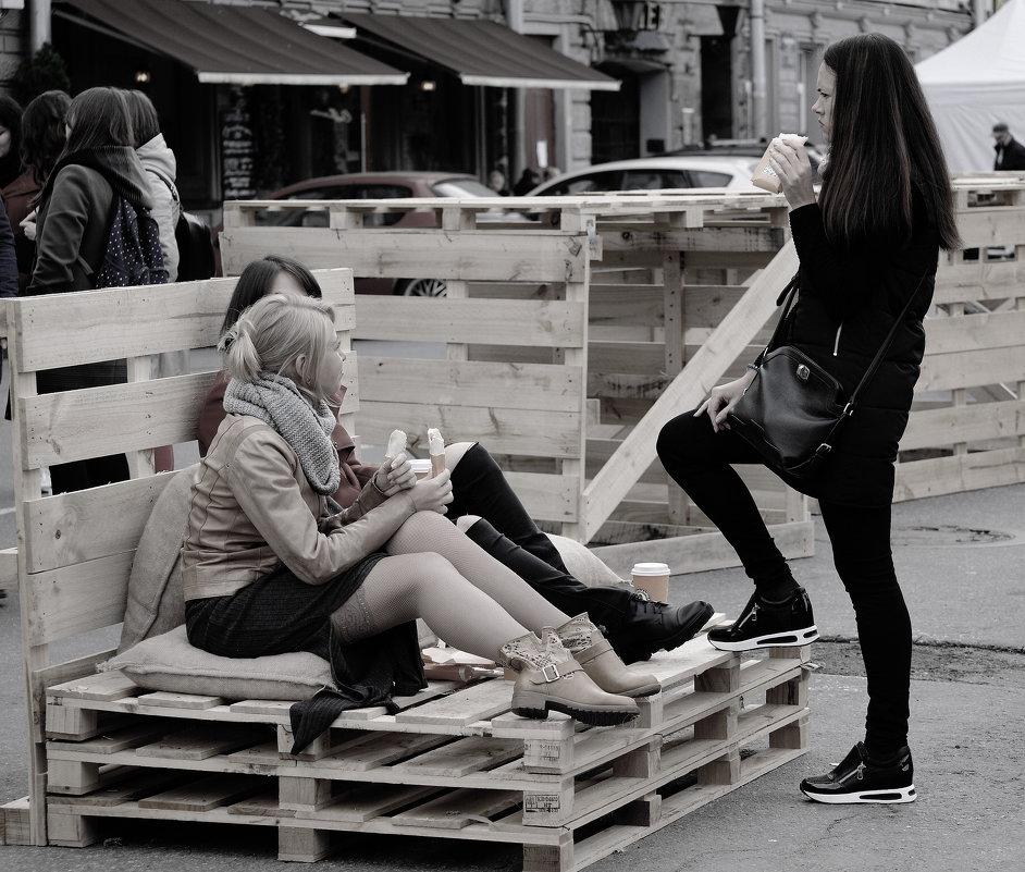 Пикник на поддонах :)) - Виктор Никитенко