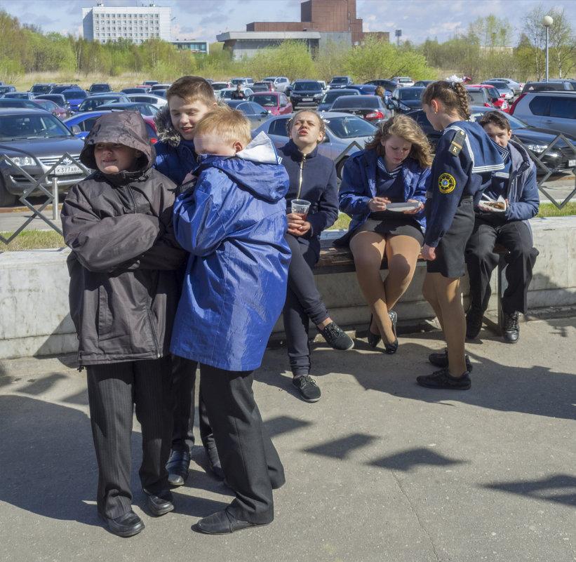 Северодвинск. На празднике (5) - Владимир Шибинский