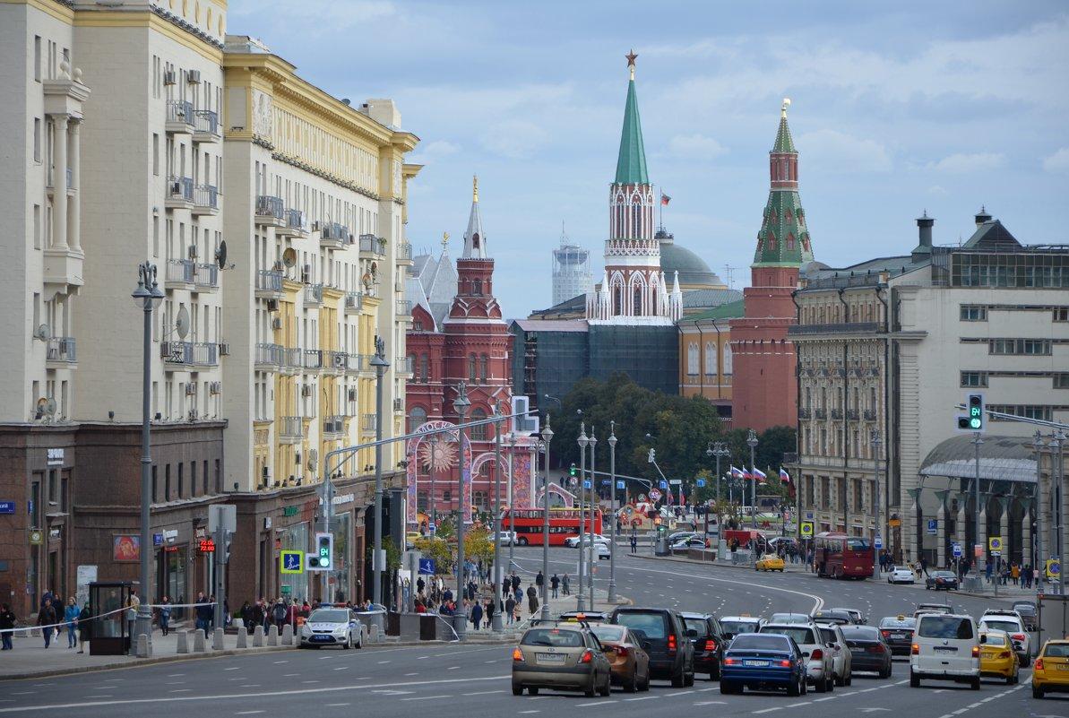 Москва. - Oleg4618 Шутченко