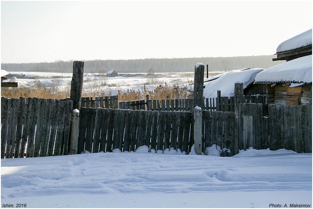 Деревня Голдобино - Александр Максимов
