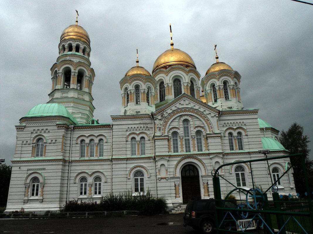 Ново-Троицкий храм - Александр